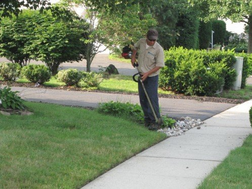 Weekly Lawn Service Middlesex County NJ